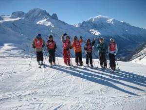Domaine skiable de BALME CHAMONX
