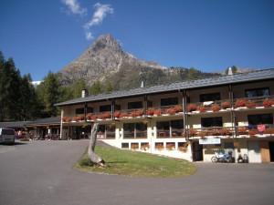 Chalet Skiroc Vallorcine Chamonix