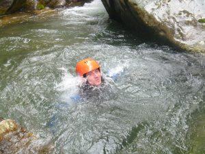 Canyoning Vallorcine