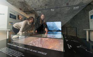 L'espace vertical : Le plus haut musée de l'alpinisme