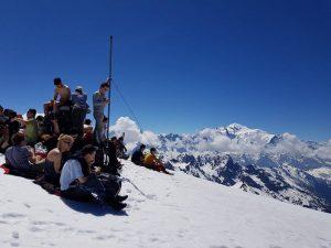 Randonnée Le Mont Buet Vallorcine Chamonix