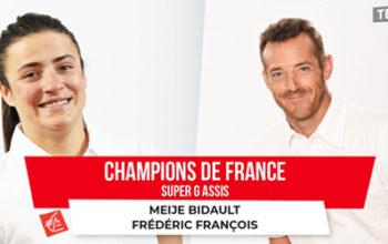 Meije championne de France !
